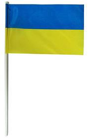 Флажек настольный П2 12х18 Украины
