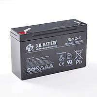 Аккумуляторная Батарея B. B. Battery Вр 12-6