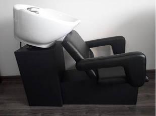 Мойка парикмахерская Cheap с креслом Фламинго