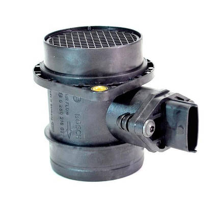Датчик массового расхода воздуха (ДМРВ) Bosch 0 280 158 037, фото 2