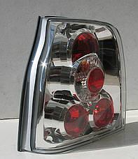 Volkswagen Lupo оптика задняя хром, фото 2