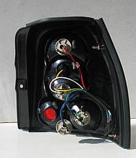 Volkswagen Lupo оптика задняя хром, фото 3