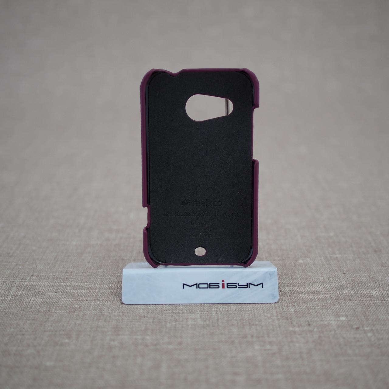 Чехлы для других смартфонов Melkco Snap Cover HTC Desire 200 purple