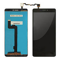 Xiaomi Mi Max 2 стекло сенсорного экрана черный оригинал (китай)