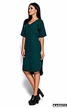 Женское платье с пуговицами спереди (Джазелин kr), фото 3
