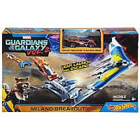 Игровой набор Marvel Стражи Галактики Оригинал Milano Breakout Hot Wheels (B07942V3HJ), фото 1