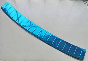 FLUENCE 2011-2014 накладка заднего бампера