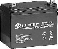 Аккумуляторная Батарея B. B. Battery Вр 33-12 S, фото 1