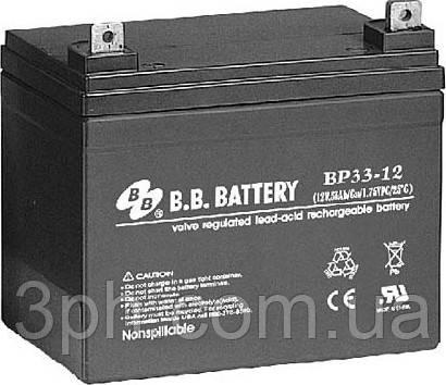 BB Battery BP 33 12 s