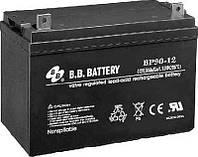 Аккумуляторная Батарея B. B. Battery Вр 90-12