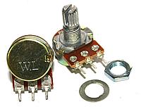 WH148, 10 КОм, Резистор змінний, фото 1
