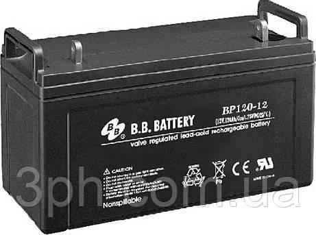 BB Battery 120 12