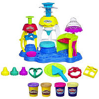 Плей-До набор пластилина Фабрика Пирожных Play-Doh Frosting Fun Bakery Hasbro