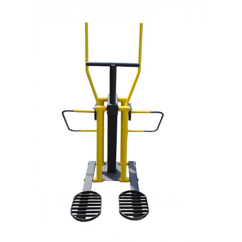 Уличный тренажер лыжный ход (орбитрек)