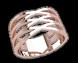 Кольцо  женское серебряное ХХХ 21209, фото 2