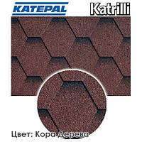 Katepal  Katrilli (Кора дерева) Финская Битумная черепица