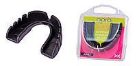 Капа OPRO Junior Snap-Fit Jet Black (art.002143001), фото 1