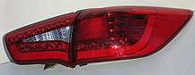 Kia Sportage R оптика задняя красная LED, фото 2