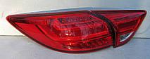 Mazda CX-5 оптика задняя тюнинг, фонари LED красные / taillights CX-5 red LED, фото 2