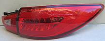 Mazda 6 оптика задняя тюнинг, фонари LED красные / taillights Atenza red LED, фото 3