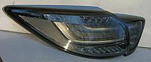 Mazda CX-5 оптика задняя тюнинг, фонари LED хром / taillights CX-5 chromed LED, фото 3