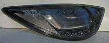 Mazda CX-5 оптика задняя тюнинг, фонари LED черные / taillights CX-5 smoked LED, фото 2