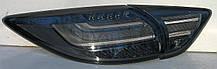 Mazda CX-5 оптика задняя тюнинг, фонари LED черные / taillights CX-5 smoked LED, фото 3