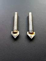 Зенковка по металлу победитовая 12х50 мм