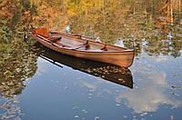 Деревянная лодка. Classic Wooden Boat