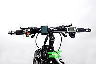 Электровелосипед I Love Freedom мощный крутой на толстых шинах с двигателем 350 Вт