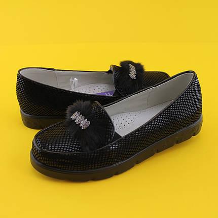 Туфли в школу для девочек 3774B Tom.m размер 32,35, фото 2