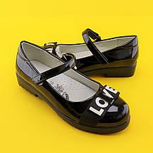 Туфли лаковые для девочек 3795A Tom.m размер 36,37, фото 3