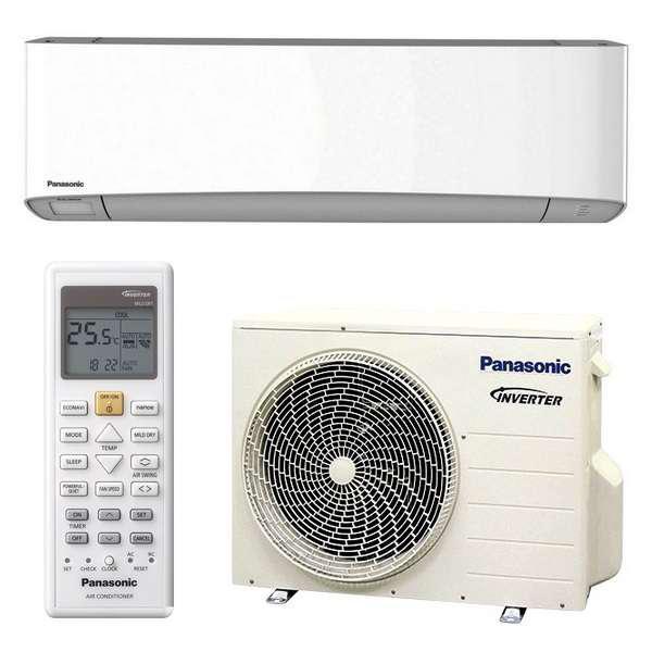 Настінний інверторний кондиціонер Panasonic CS/CU-Z50TKEW White
