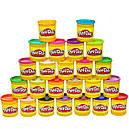 Плей-До набір пластиліну з 24 банок по 86 гр. Play-Doh 24-Pack Set Hasbro, фото 2