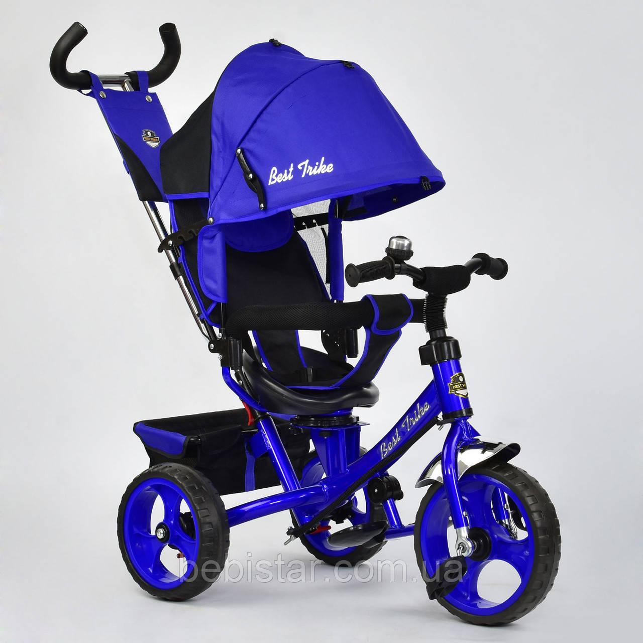 """Детский трехколесный велосипед """"Best Trike 6570"""" электрик"""