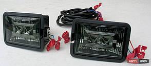 Volkswagen Transporter T4 противотуманные фонари задние хром тонированный