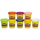 Плей-До набор пластилина 8 цветов Радуга Play-Doh Hasbro A7923, фото 2