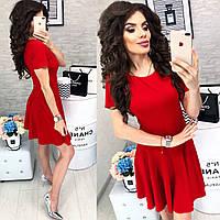 Платье арт. 103/2 красное, фото 1