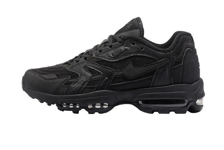 e4597635 Мужские Кроссовки Nike Air Max 96 XX All Black — в Категории ...