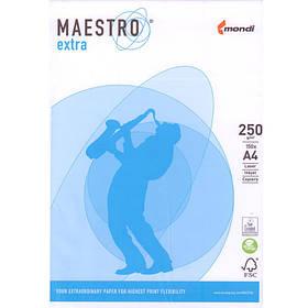 "Бумага высокой плотности Mondi 25345 (44398) А4 250гр 150ар б/покр ""Maestro Extra"""