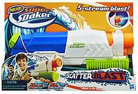 Водяной бластер Нерф Супер Сокер Скаттербласт Nerf Super Soaker Scatterblast Blaster, фото 1