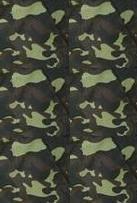 Брюки (штаны) утепленные ОТ Синтепон камуфляж Лес (Дубок) Украина, фото 3