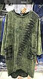 Сукня жіноча з капюшоном варенка, фото 5