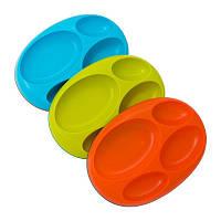 Boon - Цветные тарелочки (3 шт)