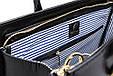 Кожаная женская сумка Felice Gatto Black, 12 л, фото 10