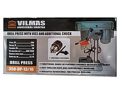 Сверлильный станок Vilmas 350 DP-13/16