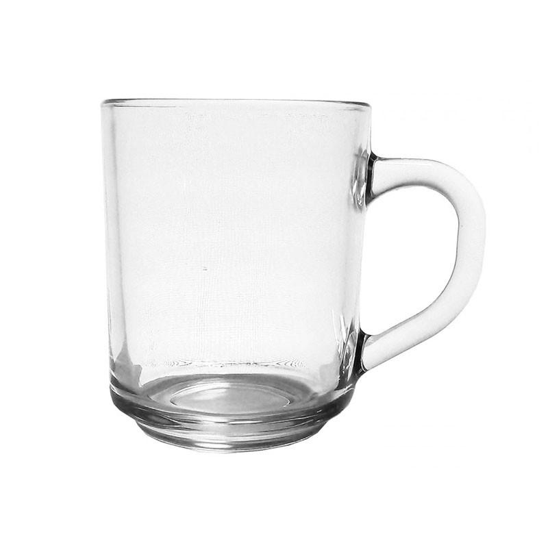 Чашка стеклянная Грин Ти 240 мл