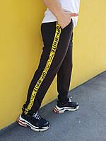 Мужские спортивные штаны OFF-WHITE |  есть бирки |  реплика
