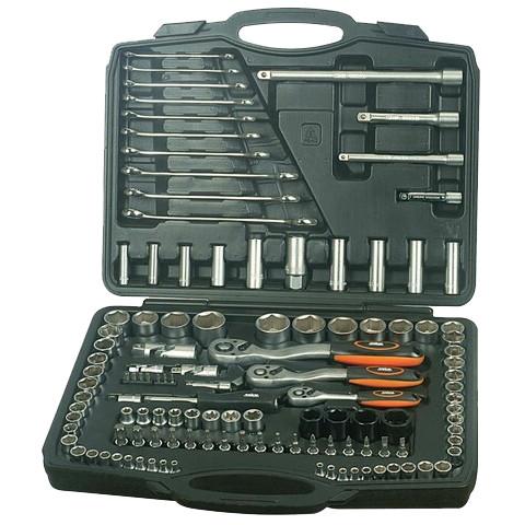Набор инструмента 120 шт. Miol 58-070