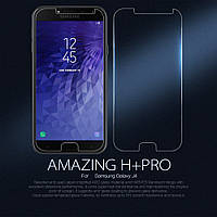 Стекло Nillkin Samsung Galaxy J4 J400 (H+ PRO 0.2mm) (Самсунг Джей Джи 4 2018)